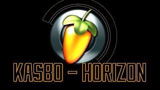 Kasbo - Horizon (FL Studio Remake by TroJan_Virus)