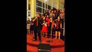 Oh happy day (sister act 2 cover) - JPCC Choir