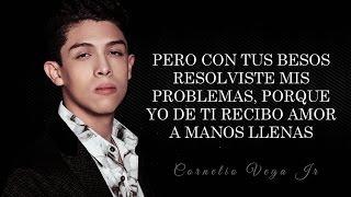 (LETRA) ¨COMO TU¨ - Cornelio Vega Jr (Lyric Video)