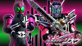 Kamen Rider Zi-O Deade Armor Henshin Sound (HQ)