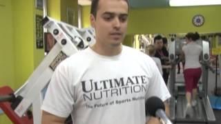 O sportu i zdravlju iz FLEX-a - Fitness mania emisija br. 7 - Tv Pančevo