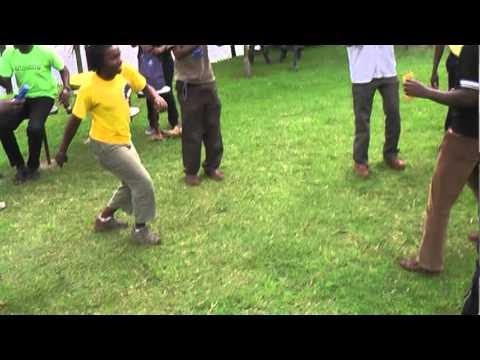 Dancing In Uganda
