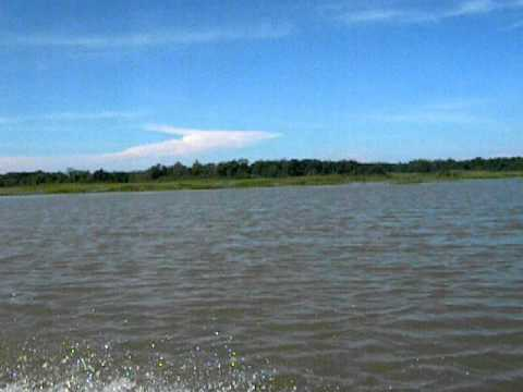 Bahía de San Juan del Norte, Río San Juan de Nicaragua