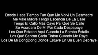 El Pinche Mara ft. Sonik 420 - Señora Calle Letra