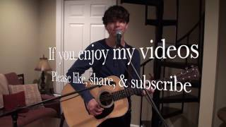 The River - Jordan Feliz (Acoustic Cover by Drew Greenway)