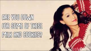 Ariana Grande - Wit It This Christmas (Lyrics)