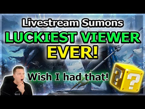 RAID Shadow Legends | SUMMONS FOR LUCKIEST VIEWER EVER!