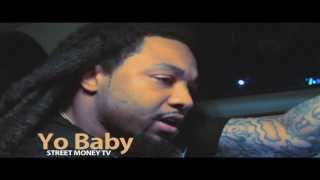 "Yo Baby in Studio video ""Can't Control'em"" off His New Mixtape ""Um Da Greatest"""