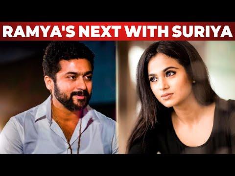 🔴 OFFICIAL: Ramya Pandiyan Teamsup With Suriya! BiggBoss Tamil | Aari, Rio, Bala | Vijaytv