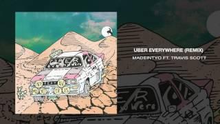 """Madeintyo - ''Uber Everywhere"""" (remix) Ft. Travis Scott [Audio]"""