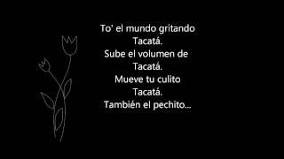 Tacatá - Romano  Sapienza feat. Rodríguez (letra)
