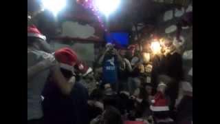 Fraschetta natalizia 2013