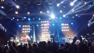Bosquito cu Adrian Despot şi DJ Hefe  - Bucureşti (live la Arenele Romane, 13.01.2017)