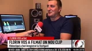FLORIN VOS A FILMAT UN NOU CLIP (2013 09 19)