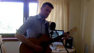 Shiver and Shake - Ryan Adams cover by Darryn McHardie