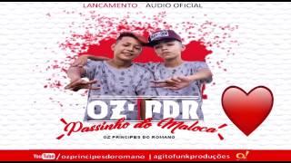 PASSINHO DO MALOCA - MCs Rianzinho e Guilherme - DJ Denilson - OZ PRINCIPES DO ROMANO
