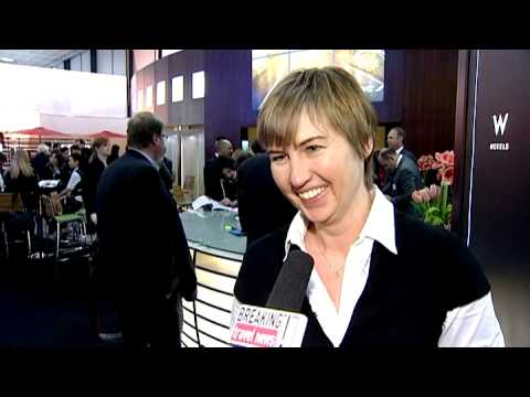 Martina Boettcher – Regional Director – star.wood Cameroon 'Le Meridien'