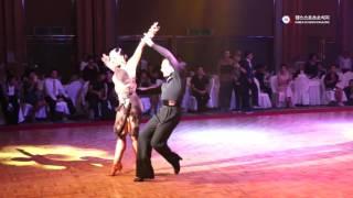 Nasko Gendov & Anna Lisova final solo Dance (Samba)