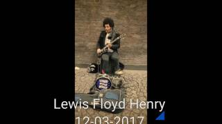"Lewis Floyd Henry ""All Along The Watch Tower Jimi Hendrix cover"