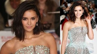 Nina Dobrev Debuts Her Lob Haircut At The London Premiere Of XXX: Return Of Xander Cage