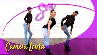 Câmera Lenta - Duas Medidas ft. Psirico | Sheila Mello - Coreografia