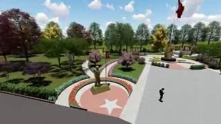 15 Temmuz Şehitleri Parkı ve Yahya Çavuş Anıtı Ezine Meslek Yüksek Okulu