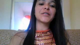 Suzana Monteiro- Com Cristo é vencer ou vencer.