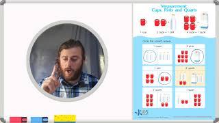 Measurements: Cups, Pints, and Quarts