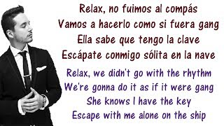 J Balvin - Tranquila Lyrics English and Spanish - Translation & Meaning - Letras en ingles