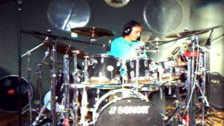 Phoenix - Totusi ca voi sunt (drum cover by Richard)