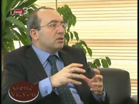 Ulusal Ajans Başkanı Musa Ceylan   Kanal 3  - 16 Subat 2013