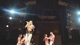 Mi debut en el show de Daddy Yankee - Agus Padilla