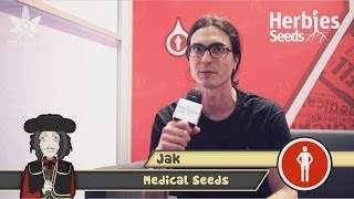 Medical Seeds @ Spannabis 2014 Barcelona