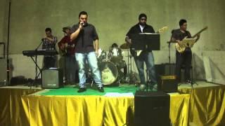 Guisão e Banda Cantando Pela Fé André Valadão na Festa Do Pastel Em Tapiraí Sp