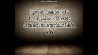 ♫Jaromír Nohavica - Do prdele práce [Text, Lyrics]