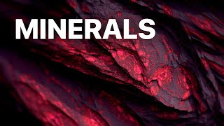 A brief introduction to minerals.