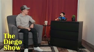 FUNNY JUSTIN BIEBER INTERVIEW WITH DIEGO