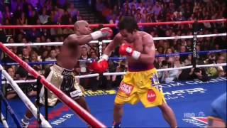 Classic Round - Mayweather V Pacquiao Highlights width=