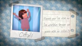 Feliz cumpleaños Chuchis:D