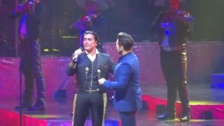 Alejandro Fernandez &  David Bustamante Concierto Guadalajara