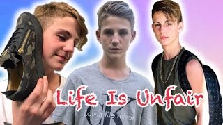 MattyB - Life Is Unfair (Pictures)