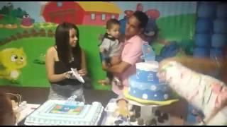 Parabéns da Xuxa aniversário de 1 ano