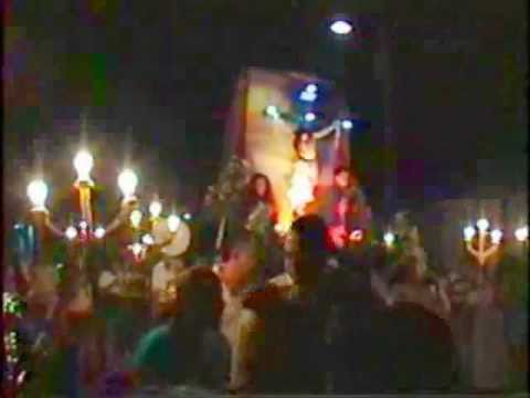 Miercoles Santo 2011: Procesion de La Sangre de Cristo – Guadalupe