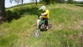 Dirtbike Day || Summerfeeling 2014 Enduro live