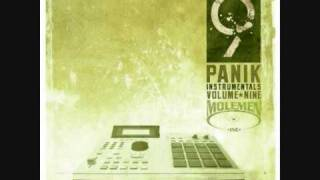 PANIK (OF MOLEMEN) - COVERT OPERATION (INSTRUMENTAL)