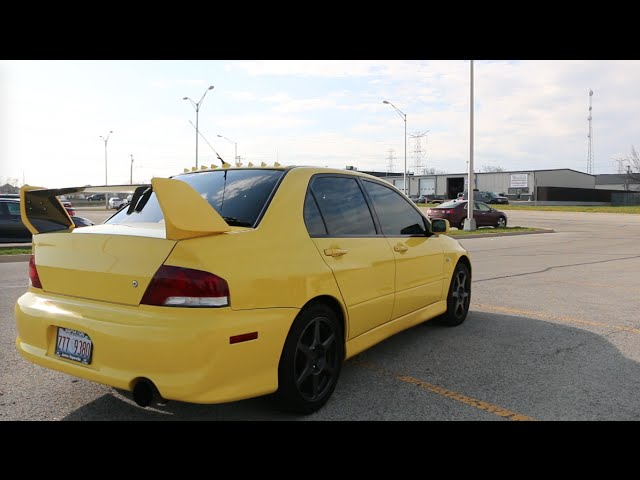 Worth the Hype? Evo 8 Review!