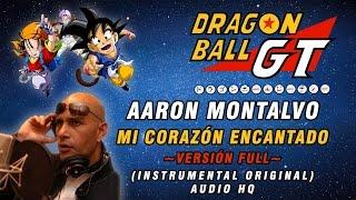AARON MONTALVO「Mi Corazón Encantado ~Versión Full~」(Instrumental original · Audio HQ) 2016