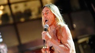 Five Things You Didn't Know About Iggy Pop