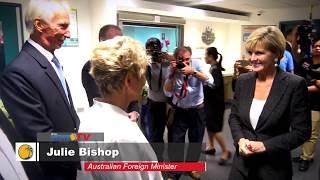Australian Foreign Minister visits Phuket!