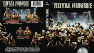WWE Royal Rumble 2007 Theme Song Full+HD
